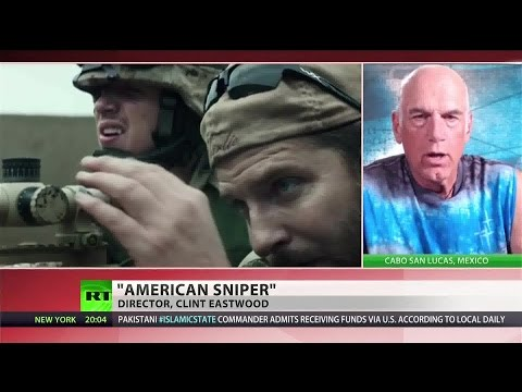 """'To be a hero, you must have honor' – Jesse Ventura on """"American Sniper"""" and SEAL Chris Kyle"""
