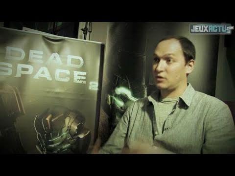 Dead Space 2 : Rencontre avec Louis Leterrier HD