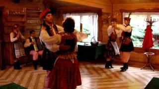 Polish Polka at The Halit, Wieliczka, Near Krakow #trafalgarinsider #travelgroupie MOV01155..MPG