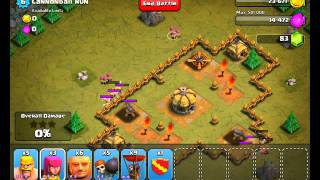 Clash of Clans Level 6 - Cannonball Run
