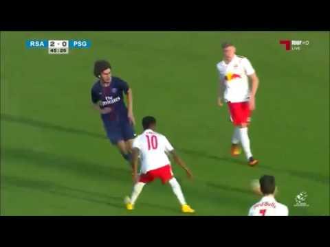 Yacine Adli vs Red Bull Salzburg - Al Kass U17 Cup