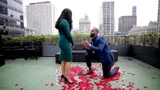 Jasmin & Harold Engagement 2020