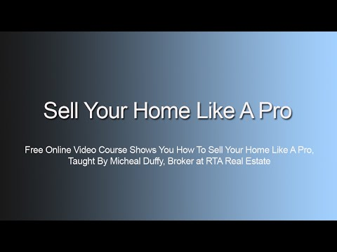 How To Sell Your Own Home - YouTube