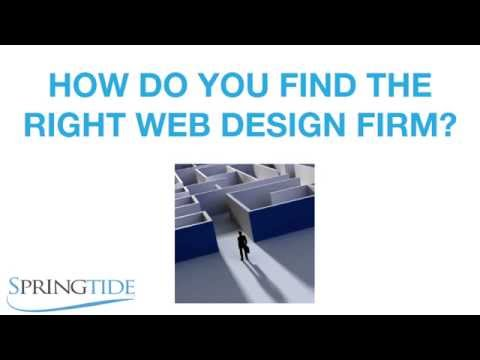 Web Design Cheshire - Learn 5 Secrets to Hiring The Right Web Agency - Springtide Associates