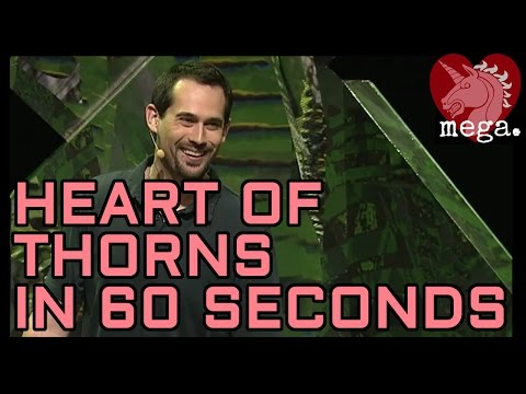 Guild Wars 2 Heart of Thorns in 60 Seconds