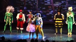 Спектакль Алиса в стране чудес 3D в Московском Мьюзик Холле