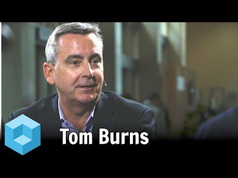 Tom Burns - Dell World 2015 - theCUBE - #DellWorld