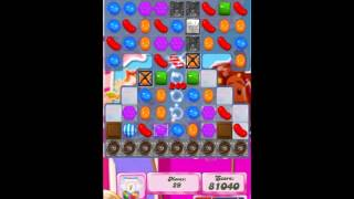 Candy Crush Saga Level 496  No Boosters Tips and Tricks HD