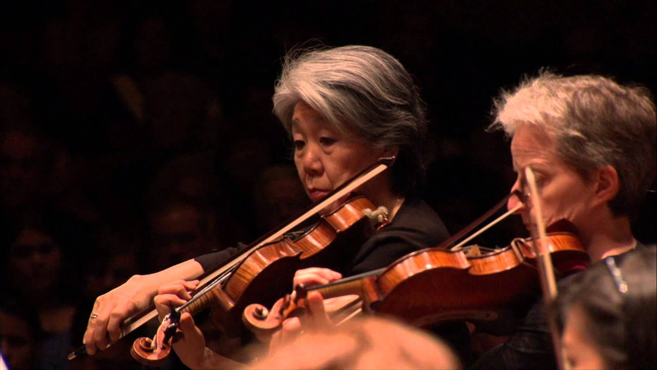 Experience the power and passion of the New York Philharmonic