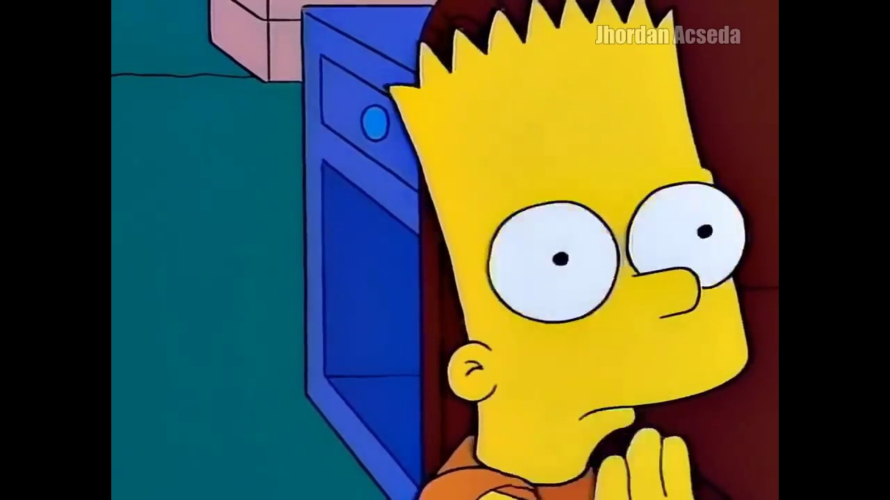 Bart Simpson Sad (xxtentacion