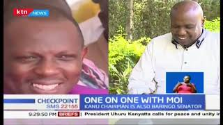 Gideon Moi says now he is focussed on development agenda, 2022 politics will come at the right time