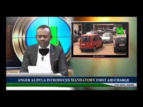 Akrobeto Real NEWS On UTV Ghana 01/01/2018