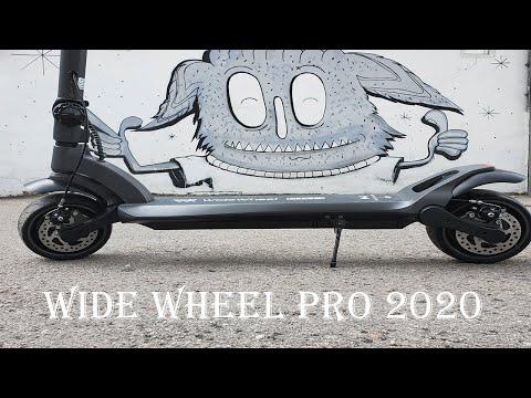 Электросамокат Wide Wheel PRO от Mercane: обзор и распаковка в Украине