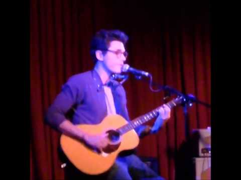 John Mayer - Roll It On Home & Still Feel Like Your Man (Live Debut At The Hotel Café)