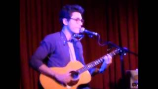 John Mayer - Roll It On Home & Still Feel Like Your Man (Live debut at The Hotel Caf)