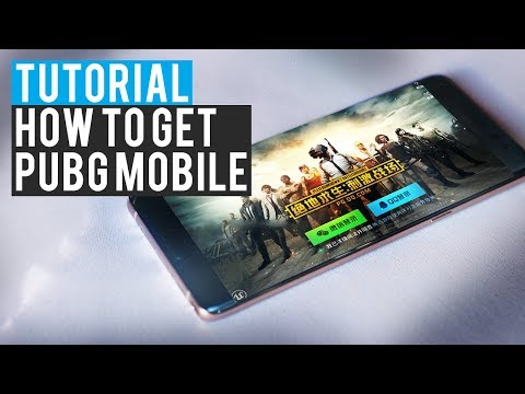 How To Install PlayerUnknown's Battlegrounds - iOS & Android! (PUBG Mobile)