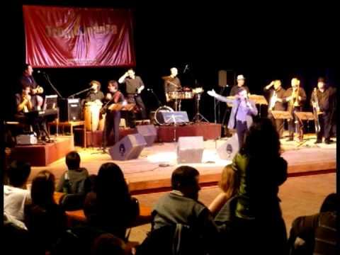 Sonora Dirse Salsa Band- Audio Cd En vivo + Imagenes de conciertos.