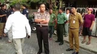 VIDEO penembakan Italia Chandra Kirana Putri terekam CCTV