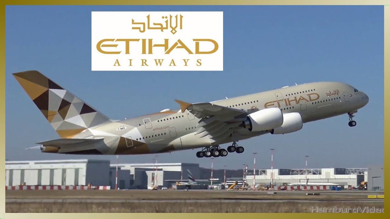 Image result for etihad airways A380