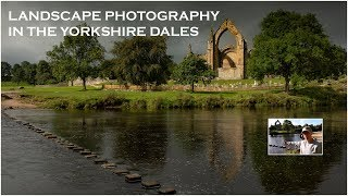 Landscape photography in the Yorkshire Dales