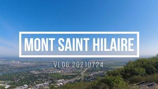 S'ENTRAINER AU MONT SAINT HILAIRE