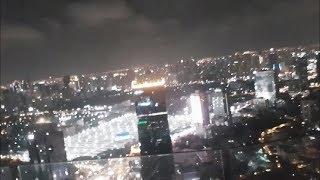 방콕 반얀트리 호텔 스카이라운지 엄청나!