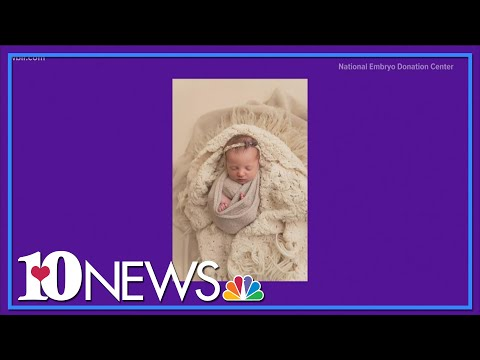 East TN baby born from 27-year-old embryo