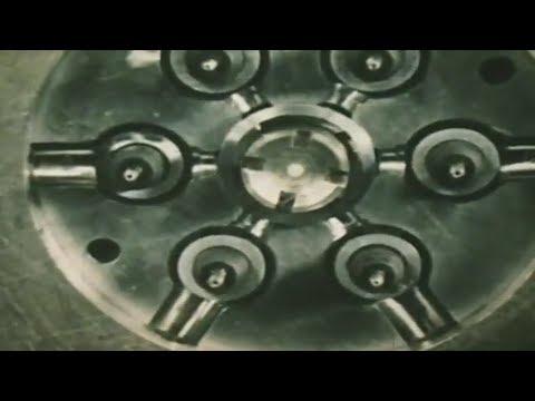 Литье по выплавляемым моделям, массовое производство, 1973, полный фильм