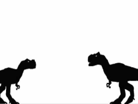 alioramus vs albertosaurus 2