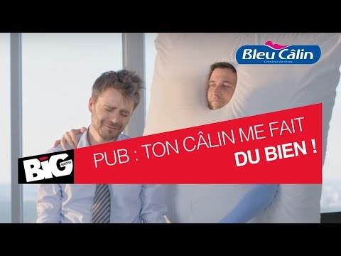 Spot TV Bleu Câlin par l'agence de Publicité BIG Success - 1