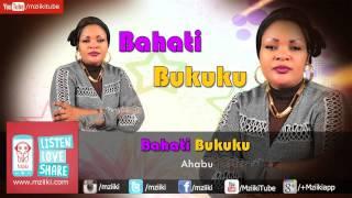 Ahabu | Bahati Bukuku | Official Audio