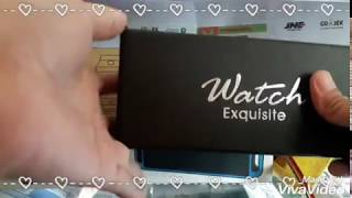 Jam Tangan Pria Korek Elektrik USB Mancis Elegan