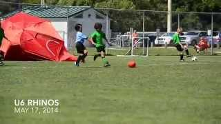 raffy s u6 soccer game may 17 2014