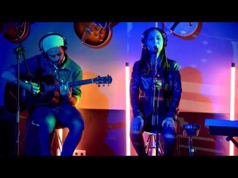 Yall ft. Gabriella Richardson - Hundred Miles - Deezer LIVE plus interview