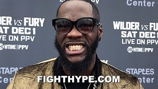 DEONTAY WILDER DISSES