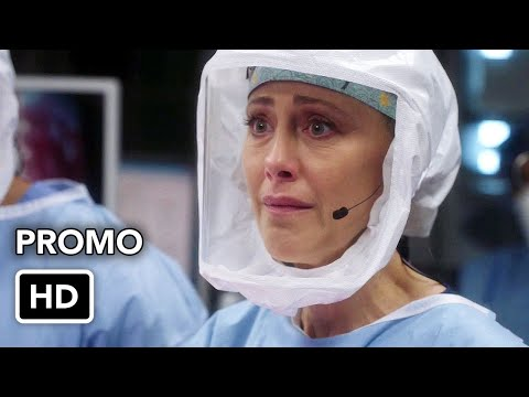 """Grey's Anatomy 17x08 Promo """"It's All Too Much"""" (HD) & Station 19 4x07 Promo """"Learning to Fly"""" (HD)"""