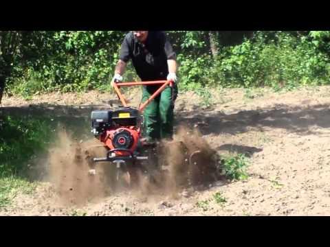 Berühmt Garten umgraben / anlegen Unkraut wurzeln entfernen - YouTube @RF_72