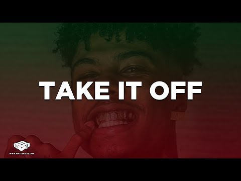 """[SOLD] Blueface Type Beat 2018 – """"Take It Off""""   1TakeJay Type Beat   West Coast Instrumentals 2018"""