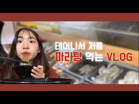 [vlog] 🔥태어나서 처음 마라탕을 먹어봤다🔥/홍대 마라탕/ 마라탕vlog/ 손오공 마라탕/ 생일 브이로그/ 마라탕 먹방/ 설하 Snowy Summer