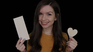 ASMR - Slow & Fast Wood Tapping