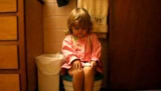 potty training grace