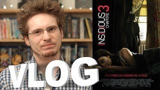 Vlog - Insidious 3
