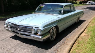 Test Drive 1962 Buick LeSabre LS $17,900 Maple Motors