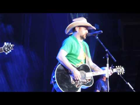 Jason Aldean-Texas was you 10/12/17 tulsa ok