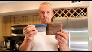 I GOT ROBBED | CRIMINALS STOLE $4,000 | GOT THIS WALLET & IT NEVER HAPPENED AGAIN!