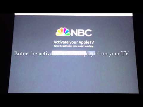 How to activate apps on Apple TV or Roku