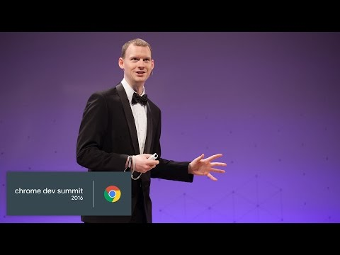 Future App Model: Advanced Service Worker (Chrome Dev Summit 2016)