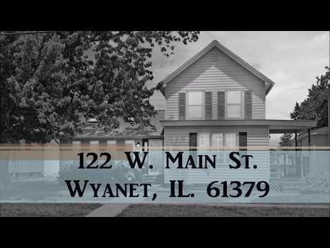 122 W  Main St  Wyanet, IL  61379