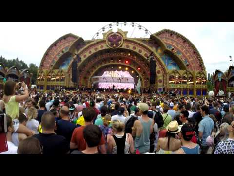 The Tomorrowland Hymne - The National Orchestra of Belgium