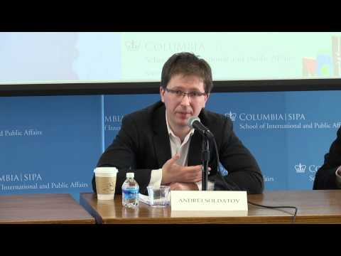 INAUGURAL EURASIANET-HARRIMAN INSTITUTE FORUM: Panel 1
